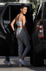 MADISON BEER Out in Beverly Hills 10/18/2017