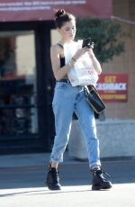 MADISON BEER Out Shopping in Los Angeles 10/05/2017