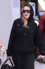 MADONNA at JFK Airport in New York 10/02/2017