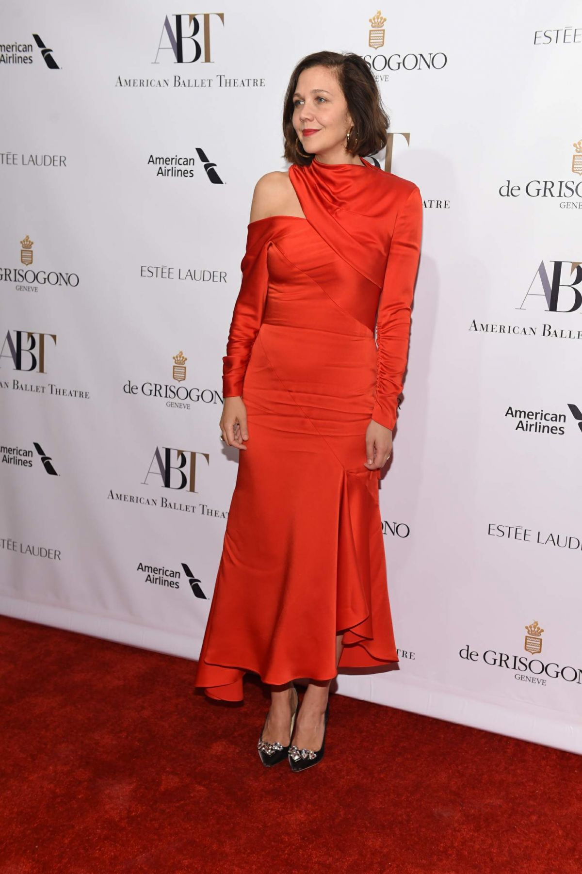 Maggie Gyllenhaal dazzles at American Ballet in New York