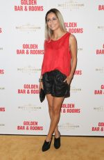 MAHA WILSON at Double Bay Institution Launching Golden Bar & Rooms in Sydney 10/11/2017