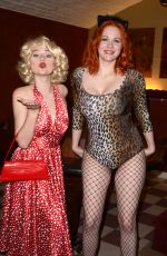 MAITLAND WARD at Halloween Hotness 4: Heating Up for the Cure in Hollywood 10/15/2017