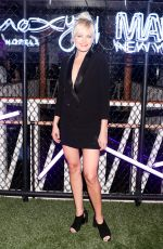 MALIN AKERMAN at Moxy x Made: Moxy Times Square's Coming Out Party in New York 10/25/2017