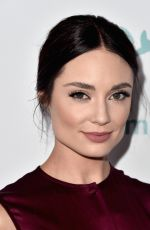 MALLORY JANSEN at 6th Annual Australians in Film Award and Benefit Dinner in Los Angeles 10/18/2017