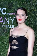 MANDY MOORE at Ffany Shoes on Sale Gala in New York 10/10/2017
