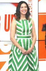 MANDY MOORE at Today Show in New York 10/10/2017