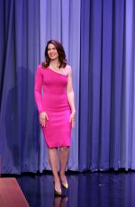 MANDY MORE at Tonight Show Starring Jimmy Fallon 10/10/2017