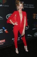 MARAH FAIRCLOUGH at Bafta Los Angeles Britannia Awards in Los Angeles 10/27/2017