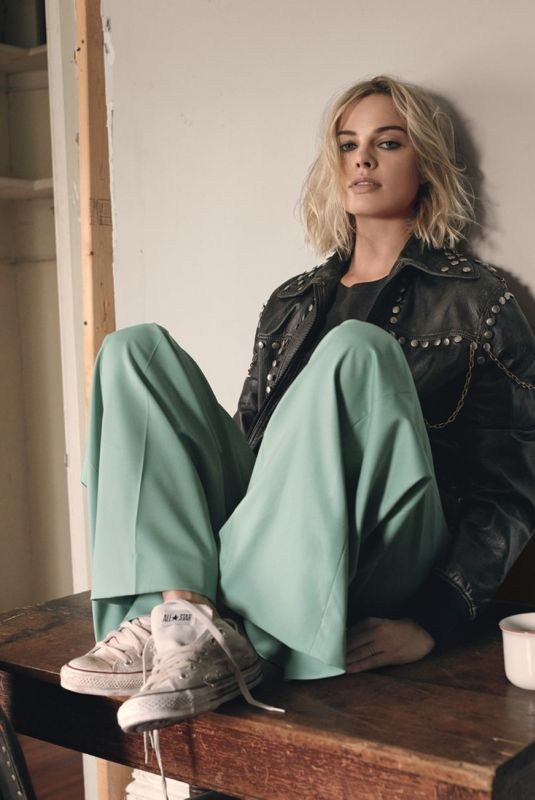 MARGOT ROBBIE for W Magazine, November 2017