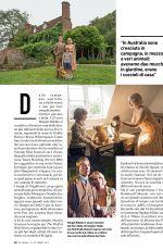 MARGOT ROBBIE in Io Donna Del Corriere Della Sera Magazine, October 2017