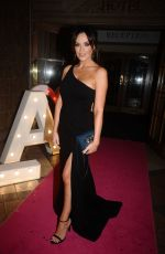 MARIA FOWLER at Glitter Ball in Birmingham 10/07/2017