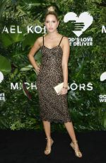 MARIA OLYMPIA at God's Love We Deliver, Golden Heart Awards in New York 10/16/2017