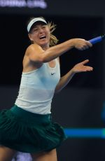MARIA SHARAPOVA at China Open Tennis 2017 in Beijing 09/30/2017