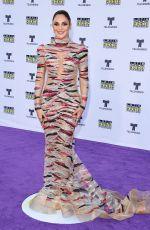 MARIANA SEOANE at 2017 Latin American Music Awards in Hollywood 10/26/2017