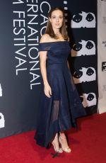 MARINA SQUERCIATI at Marshall Screening at Chicago International Film Festival 10/12/2017
