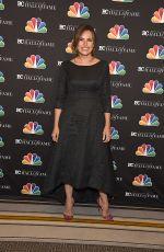 MARISKA HARGITAY at Broadcasting & Cable Hall of Fame Awards 27th Anniversary Gala in New York 10/16/2017