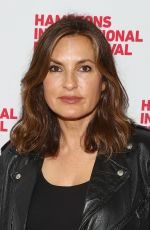 MARISKA HARGITAY at Hamptons International Film Festival in New York 10/08/2017