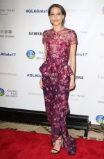 MARISOL THOMAS at Global Lyme Alliance 3rd Annual Gala in New York 10/11/2017