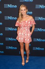MARNY KENNEDY at Channel Nine Upfronts 2018 Event in Sydney 10/11/2017