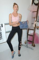 MARTHA HUNT at  Train Like an Angel with Victoria