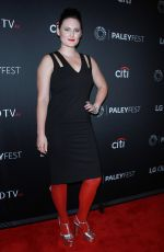 MARY CHIEFFO at Star Trek Discovery Paleyfest in New York 10/07/2017