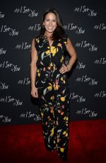 MARYSOL CASTRO at All I See is You Screening in New York 10/16/2017
