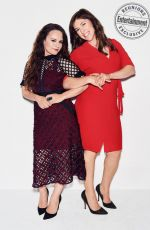 MAYIM BIALIK for Entertainment Weekly, Blossom Cast Reunion