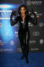 MEAGAN TANDY at 2017 Maxim Halloween Party in Los Angeles 10/21/2017