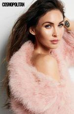 MEGAN FOX for Cosmopolitan Magazine, UK December 2017
