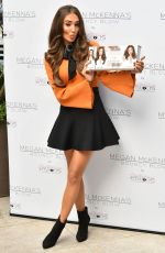 MEGAN MCKENNA at Easilocks New Range Launch in London 10/17/2017