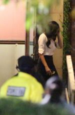 MEGHAN MARKLE on the Set of Suit