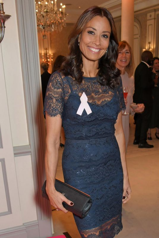 MELANIE SYKES at Future Dreams Fundraising Lunch in London 10/09/2017