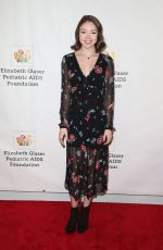MEREDITH FOSTER at 28th Annual A Time for Heroes Family Festival in Culver City 10/29/2017