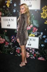 MERYEM UZERLI at H&M x Erdem Runway Show & Party in Los Angeles 10/18/2017