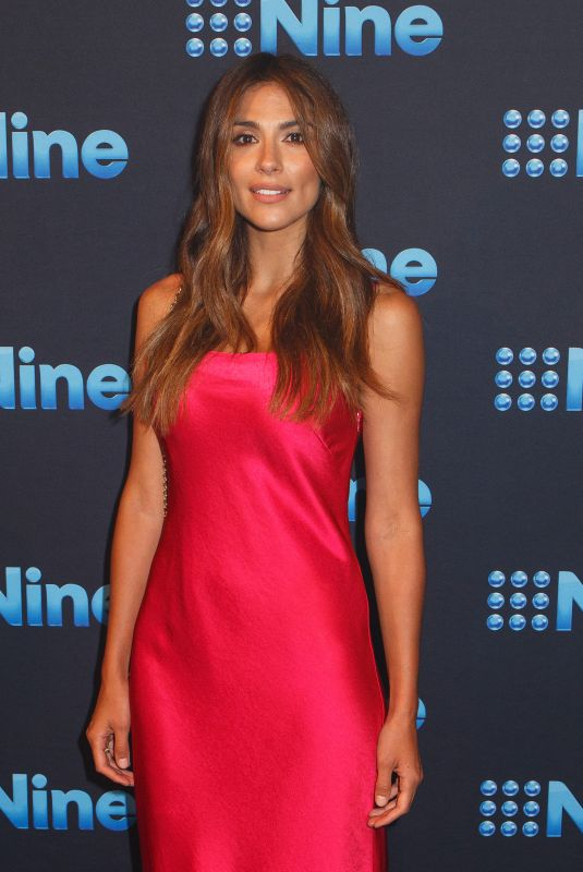 MIA MILLER at Channel Nine Upfronts 2018 Event in Sydney 10/11/2017