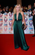 MICHELLE COLLINS at Pride of Britain Awards 2017 in London 10/30/2017