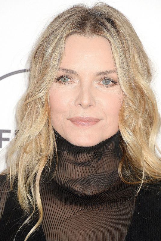 MICHELLE PFEIFFER at Variety Power of Women in Beverly Hills 10/13/2017