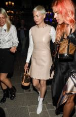 MICHELLE WILLIAMS at Louis Vuitton's Boutique Opening at Paris Fashion Week 10/02/2017