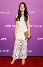 MILANA NEWWAY at Isina Global Gala in Los Angeles 10/10/2017