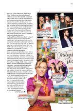 MILEY CYRUS in Jolie Magazine, November 2017