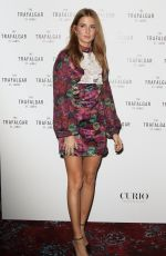 MILLIE MACKINTOSH at Trafalgar St James Launch Party in London 10/18/2017