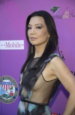 MING-NA WEN at 10th Annual Action Icon Awards in Universal City 10/22/2017