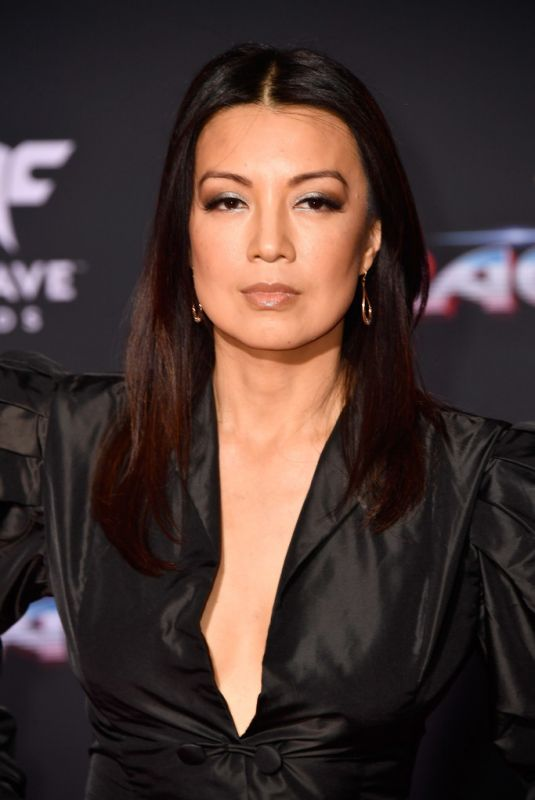 MING-NA WEN at Thor: Ragnarok Premiere in Los Angeles 10/10/2017