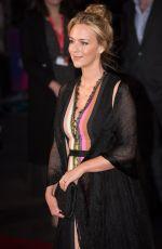MIRANDA RAISON at Breathe Premiere At BFI London Film Festival 10/04/2017
