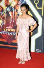 MIRANDA TAPSELL at Thor: Ragnarok Premiere in Sydney 10/15/2017