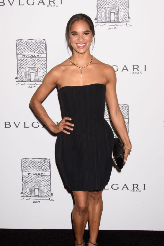 MISTY COPELAND at Bulgari Celebrates 5th Avenue Flagship Store Opening in New York 10/20/2017