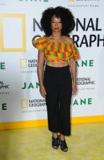 MONIQUE COLEMAN at Jane Premiere in Hollywood 10/09/2017