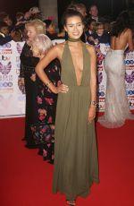 MONTANA BROWN at Pride of Britain Awards 2017 in London 10/30/2017