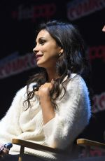 MORENA BACCARIN at Gotham Panel at Comic-con in New York 10/08/2017