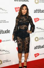 MYLEENE KLASS at Attitude Magazine Awards in London 10/12/2017